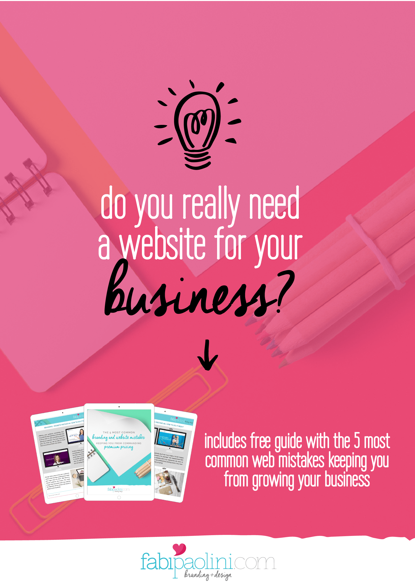Why do you need a website 26