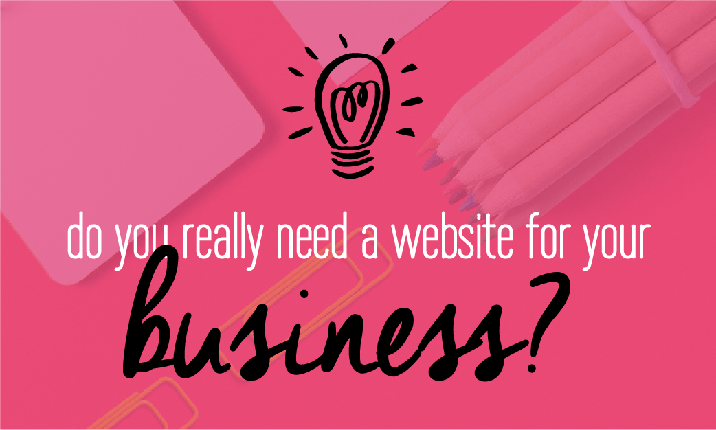 DO you really need a website for your business? Here we cover 10 surprising reason you probably have never heard of of what to do in terms of websites. Plus, there's a free guide with the 5 most common branding and website mistakes you want to make sure to avoid. Fabi Paolini