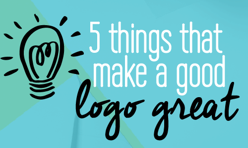 5 things that make a good logo great branding + design fabi paolini