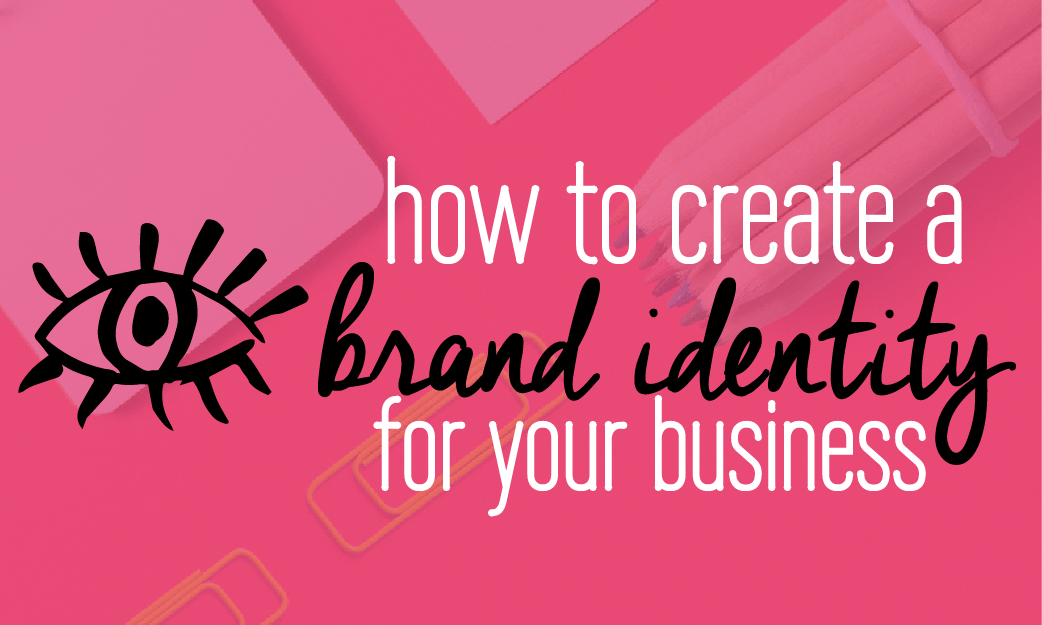 How to Brand Your Business. Branding + business tips and advice. Brand identity. How to choose a logo design, colors and fonts. Free branding guide inside