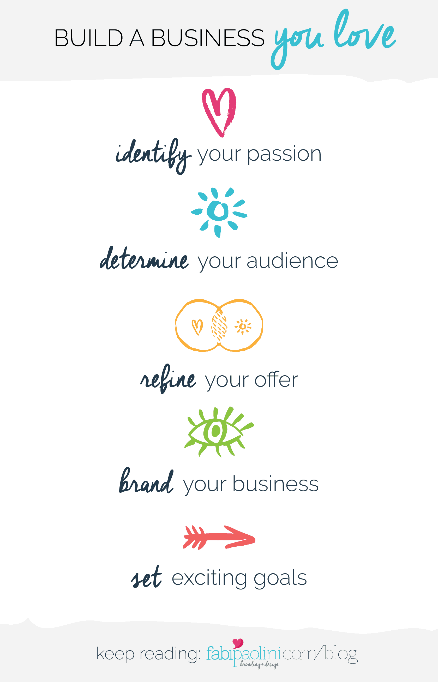 How to build a business you want and love! Read on to find out what you need to do starting today!