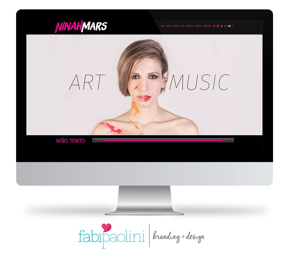 A great website design that converts and build your brand   Fabi Paolini Branding + Web design