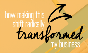 How to radically transform your business
