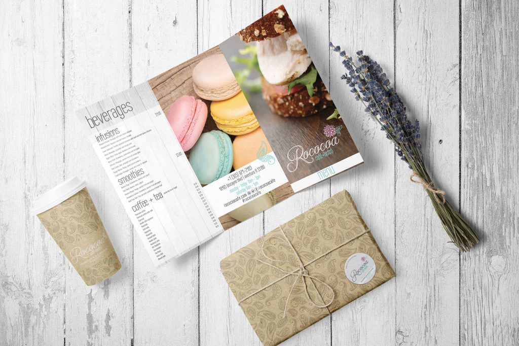 Small Business branding and identity design - Fabi Paolini