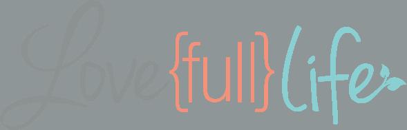 Coach blogger Love Full Life Logo Branding design Fabi Paolini
