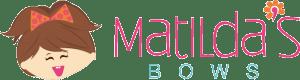 Matilda's Bows Branding identity brand design logo Fabi Paolini