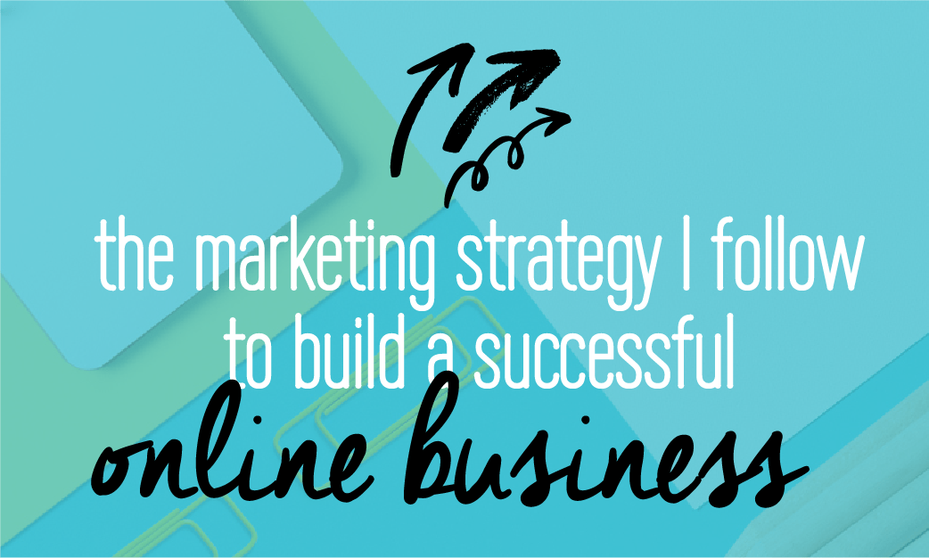 A marketing strategy and plan for your online business. What do do, where to start, what to focus on and how to build a brand that attracts clients straight into your business. Check it out!