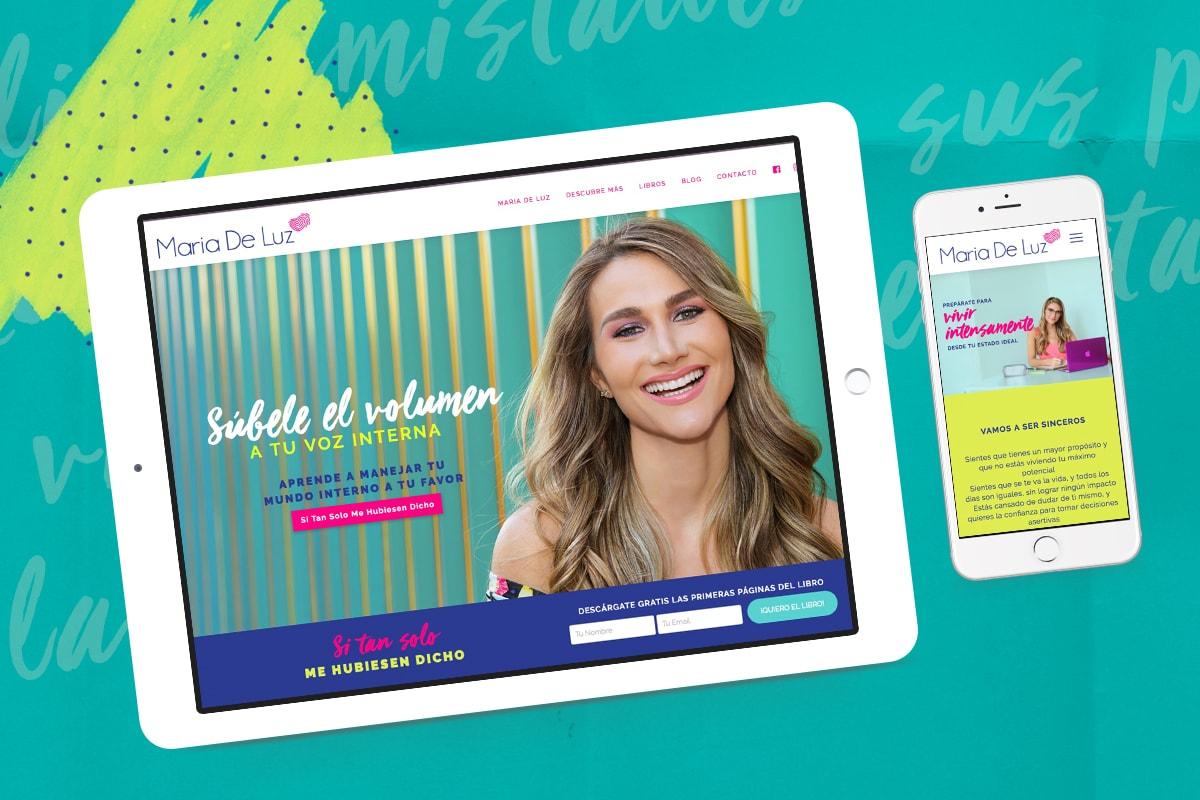 Maria de Luz da silva   BRand strategy + Design   branding   Marketing online business   Fabi Paolini