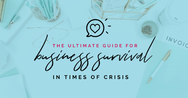 In this Ultimate guide for business survival during times of crisis, you will learn everything you need to do to keep your business going during Coronavirus | Fabi Paolini | Entrepreneur | Online business coach