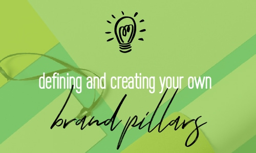 What are the brand pillars, how to create and define your own and how this will transform your business as an online coach or consultant or service provider | Fabi Paolini | Brand Strategy Coach